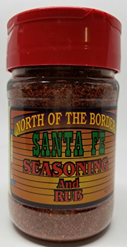 Santa Fe Seasoning and Rub (Santa Fe Bbq)