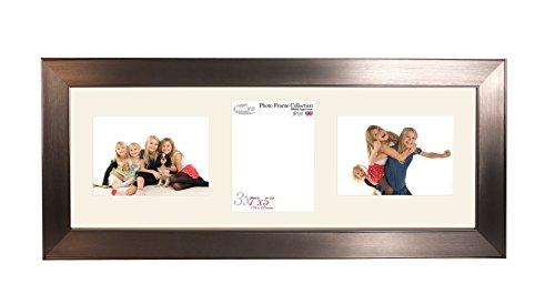 Inov8 Photo Frame, Twin Edge Chrome, 7 X ()