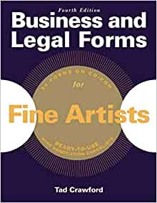 Business and Legal Forms for Fine Artists (Business and