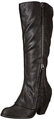 Amazon.com | Not Rated Women's Sassy Classy Winter Boot