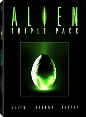 Alien Triple Pack Alien / Aliens / Alien 3 by 20th Century Fox by ...