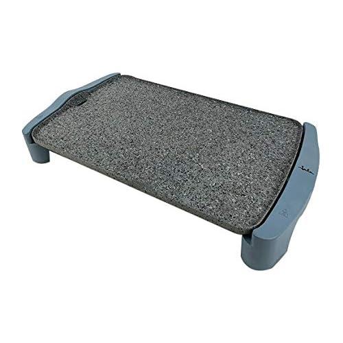 chollos oferta descuentos barato Jata GR600AM Plancha de asar 2500 W Granite Gris y azul