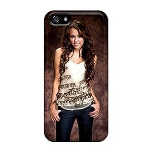 Iphone 4/4s Case Bumper Tpu Skin Cover For Miley Cyrus Accessories