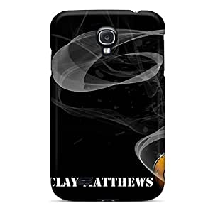 Our Melody RqPjc19646nVCbu Case Cover Galaxy S4 Protective Case Clay Matthews On Deviantart