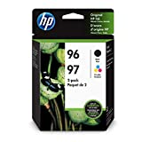 HP 96 Black & 97 Tri-color Ink Cartridges