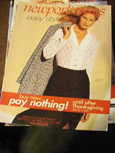 - Newport News fashion catalog 9-1997, 87 pages