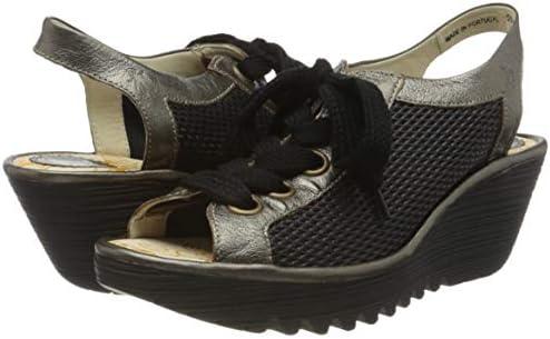 Black Gabor Shoes Womens Comfort Basic Closed-Toe Pumps 7 UK 47 A.Obl Schwarz