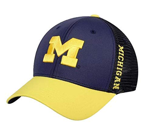 - Tow NCAA Michigan Wolverines Chatter One Fit Two Tone Hat