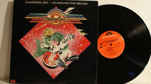 Atlanta Rhythm Section: Champagne - Mall En Atlanta