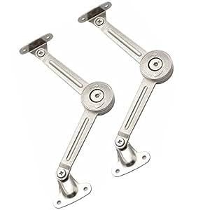 Douper Folding Lid Support Hinge Lid Stay Hinge Kit