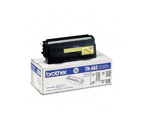 Brother TN460 Original Toner Cartridge, Black - in Retail Packaging