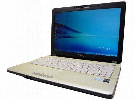 SONYVAIO PCG-7Q1N メモリー1GB W-LAN
