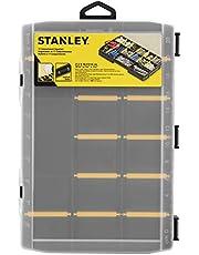 Stanley STST81680-1 Organizer voor kleine onderdelen, transparant