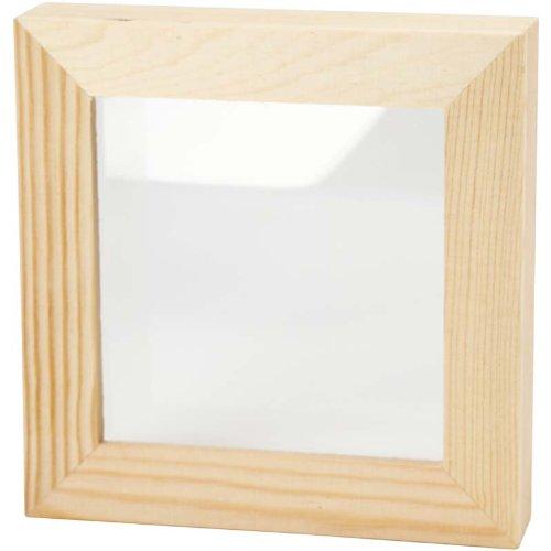 instagram square 3d deep box frame range picture photo. Black Bedroom Furniture Sets. Home Design Ideas