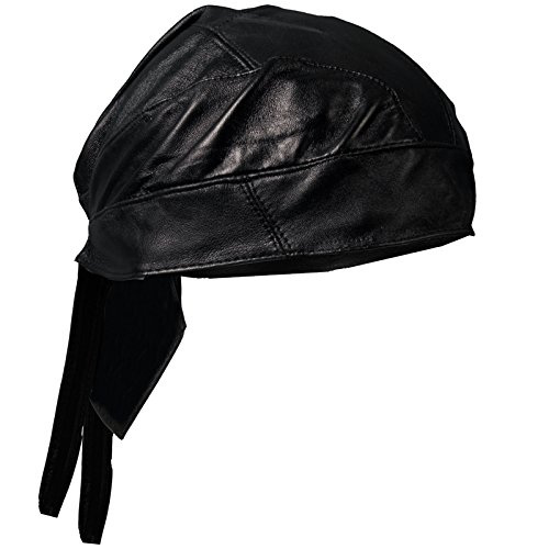 Hot Leathers Medium Weight Leather Head Wrap ()