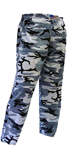 Clair Entrainement Yoga xl Baggies Imprimé l S Musculaire Gris Sport Camouflage Pantalon Décontracté Gym m wU7EqE