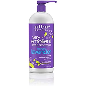 Alba Botanica Very Emollient, Shower Gel