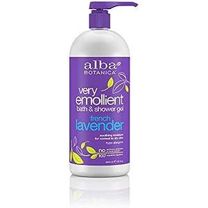 Alba Botanica Very Emollient, Shower Gel