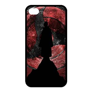 Unique Sharingan--The Hot Japanese Anime Naruto Durable TPU Case Cover For iPhone 4/4s