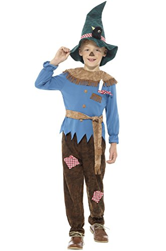 Smiffy's 48207m Patchwork Scarecrow Costume (medium) ()