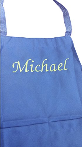 Review Personalized Embroidery Apron Choose