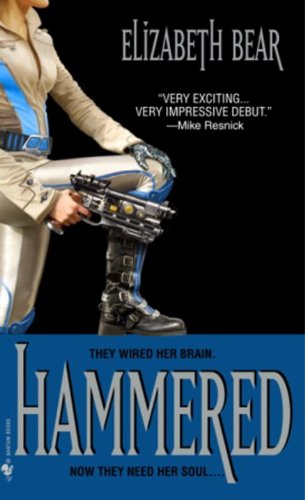 Hammered (Jenny Casey Book 1) -