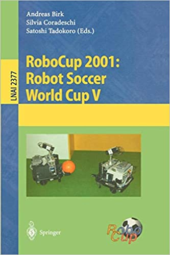 Como Descargar De Elitetorrent Robocup 2001: Robot Soccer World Cup V: V. 2377 Formato Epub Gratis