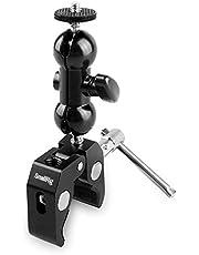 SmallRig Magic Arm Cool Ballhead Ball Head Camera Super Clamp Mount Bracket (2pcs)