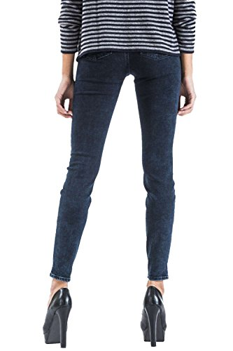 Modello Donna Up Per rk040 Vita Meltin'pot Denim Skinny Mirea Jeans Push Vestibilità Blue D2034 Alta qvwYfX
