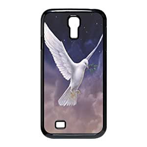 White Dove Brand New Cover Case for SamSung Galaxy S4 I9500,diy case cover ygtg583937