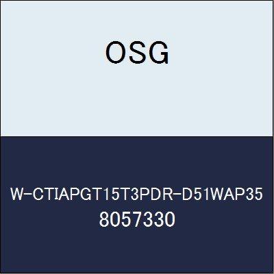 OSG チップ W-CTIAPGT15T3PDR-D51WAP35 商品番号 8057330