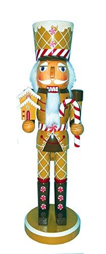Santa's Workshop 70984 Gingerbread Soldier Nutcracker, 14