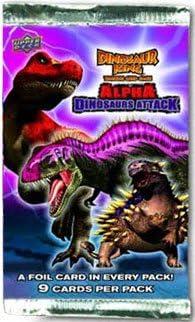 Upper Deck Dinosaur King Alpha Dinosaurs Attack by Upper Deck: Amazon.es: Juguetes y juegos