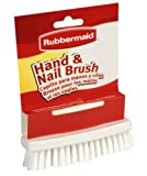 Rubbermid Hand & Nail Brush 4-1/4' X 1-3/8' (FGG11112)