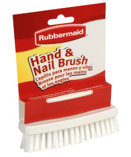 Rubbermid Hand & Nail Brush 4-1/4
