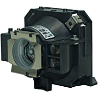 Replacement projector / TV lamp ELPLP32 / V13H010L32 for Epson EMP 732 / EMP 737 / EMP 740 / EMP 745 / EMP 750C / EMP 755 / EMP 760C / EMP 76 / PowerLite 732c / PowerLite 737c / PowerLite 740c / PowerLite 745c / PowerLite 750c / PowerLite 755c / PowerLite 760c / PowerLite 765c PROJECTORs / TV