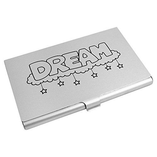 Credit 'Dream CH00009553 Card Text' Wallet Card Holder Azeeda Business 1qTXOgdww