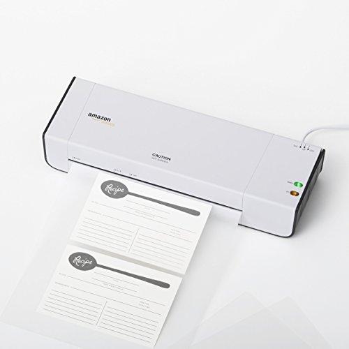 Large Product Image of AmazonBasics Thermal Laminator