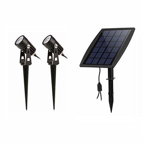 Solar Accent Spot Lights