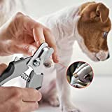 Tpotato Dog Nail Clippers, Dog Nail Trimmer Large