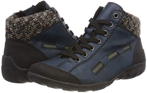 Altas Zapatillas Marrón Rieker Mujer L6543 Para EpUzAqOw