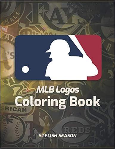 Books By Imagine Fly Stylish Season_big 4 Sports Logos Coloring ...