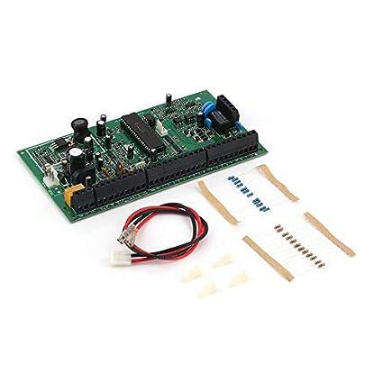 IIfreesia Inicio Detector de Calor de Humo Alarma de Incendio Detector de Sensor de Humo de