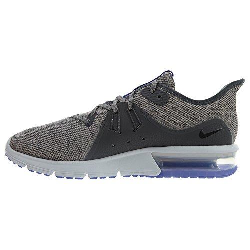Multicolore Black Air 013 Running moon 3 Uomo Max Sequent Dark Grey Scarpe Nike A47qp0wp