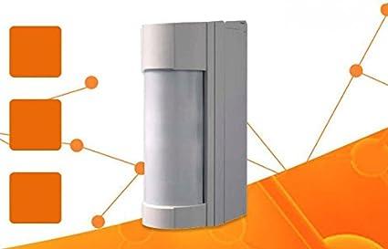 Detector de movimiento exterior – Alarma Radio – antimasque – Hager rla144 X