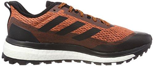 para adidas Zapatillas Trail Carbon Hombre Naranja Running 000 de Naranj Response M Negbas prBqYp