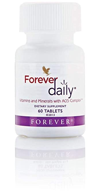 Forever Living Daily Multi-Vitamin (60 Tablets)