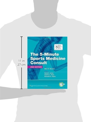 The 5-Minute Sports Medicine Consult (The 5-Minute Consult Series) - http://medicalbooks.filipinodoctors.org