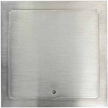 Acudor UF-5000 Universal Stainless Steel Access Door 12 x 12 & Amazon.com : JL Industries ATMS-1010C Universal Stainless Steel ... pezcame.com