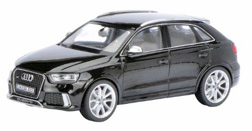 1/43 アウディ RS Q3(ファントムブラックパール仕上) 450751300